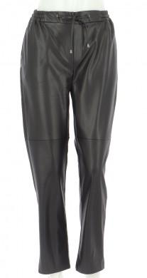 Vetements Pantalon MANGO NOIR