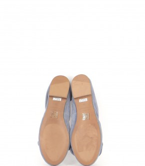 Chaussures Ballerines HEYRAUD BLEU
