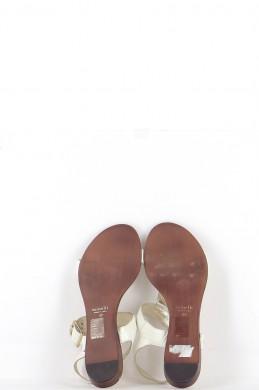 Chaussures Sandales MINELLI BLANC