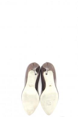 Chaussures Escarpins SERGIO ROSSI  CHOCOLAT