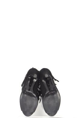 Chaussures Bottines / Low Boots PABLO NOIR