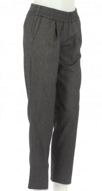 Vetements Pantalon MAJE GRIS