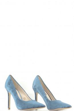 Chaussures Escarpins ZARA BLEU