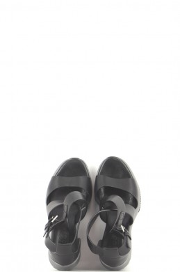Chaussures Sandales HOGAN NOIR