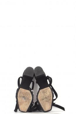 Chaussures Sandales ALEXANDER WANG NOIR