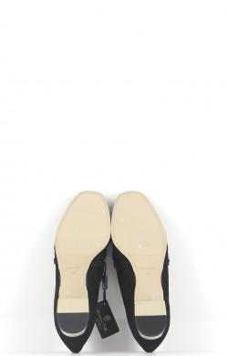 Chaussures Mocassins MASSIMO DUTTI NOIR