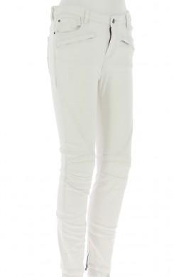 Vetements Jeans COTELAC BLANC