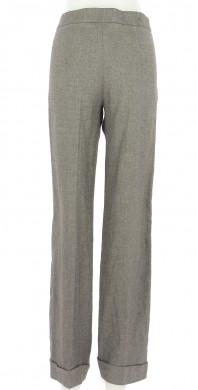 Vetements Pantalon MAX MARA GRIS