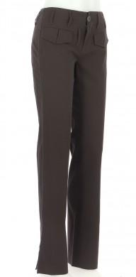 Vetements Pantalon ONE STEP MARRON