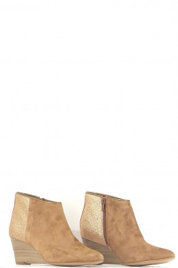 Chaussures Bottines / Low Boots MELLOW YELLOW MARRON