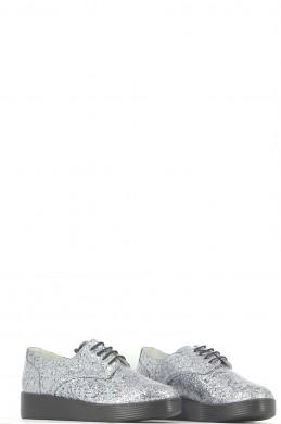 Chaussures Derbies MELLOW YELLOW GRIS