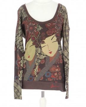 Tee-Shirt DESIGUAL Femme M