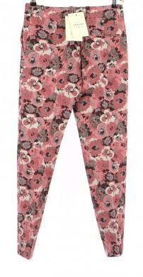 Vetements Pantalon SEZANE ROSE