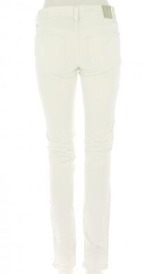 Vetements Pantalon RALPH LAUREN BLANC