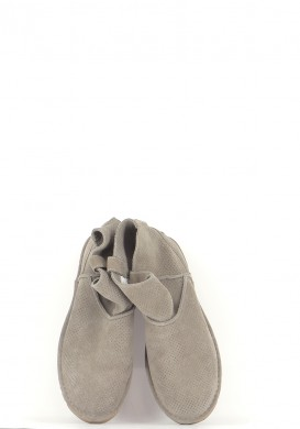 Chaussures Bottines / Low Boots UGG BEIGE