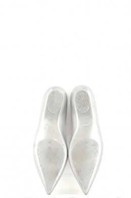 Chaussures Ballerines KARL LAGERFELD  GRIS