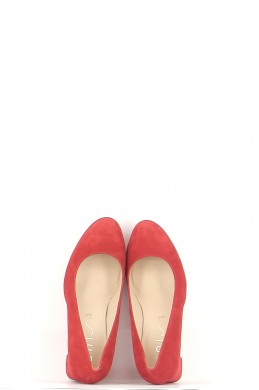 Chaussures Escarpins UNISA ROUGE
