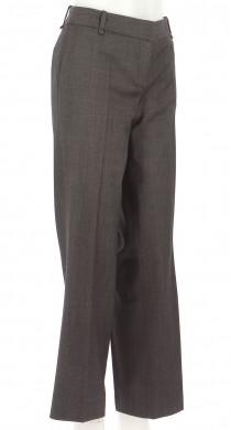 Vetements Pantalon MASSIMO DUTTI GRIS