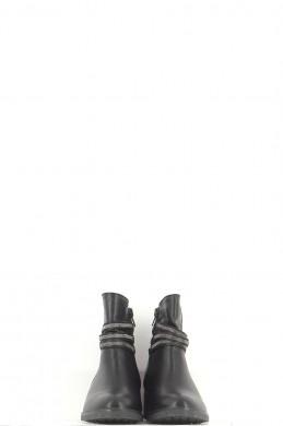 Chaussures Bottines / Low Boots ERAM NOIR