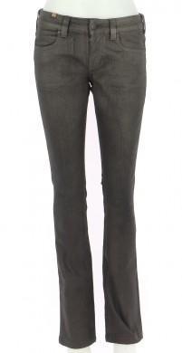 Vetements Pantalon NOTIFY MARRON