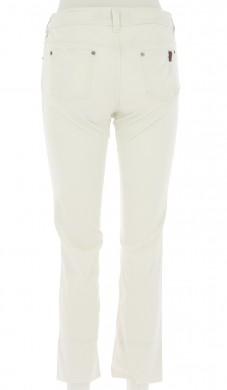 Vetements Pantalon ATELIER NOTIFY BLANC