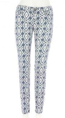 Vetements Pantalon BA&SH BLEU MARINE