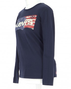 Vetements Tee-Shirt LEVI'S BLEU MARINE