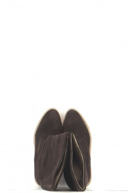Chaussures Bottes PAUL&JOE SISTER MARRON