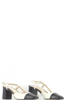 Chaussures Escarpins JONAK BLEU MARINE