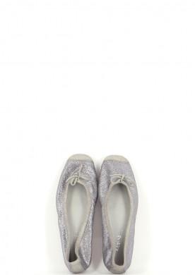 Chaussures Ballerines REQINS GRIS