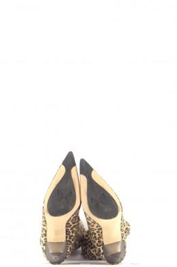 Chaussures Bottes ELIZABETH STUART MARRON