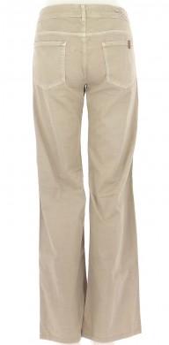 Vetements Pantalon NOTIFY BEIGE