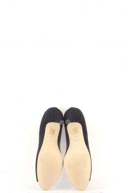 Chaussures Escarpins PETITE MENDIGOTE NOIR
