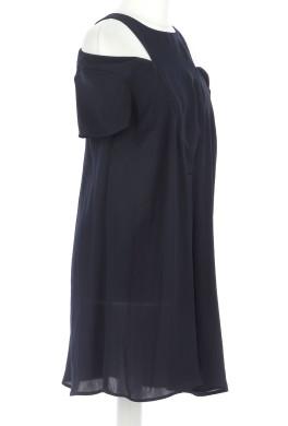 Vetements Robe BA&SH BLEU MARINE