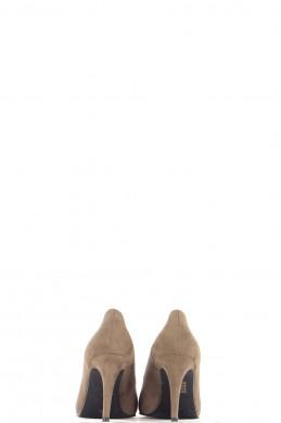 Chaussures Escarpins JB MARTIN MARRON