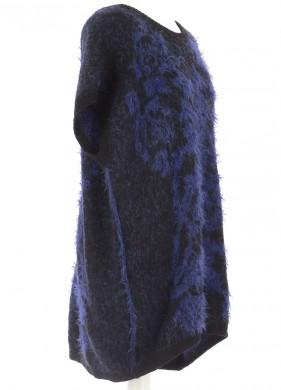 Vetements Robe COP COPINE BLEU MARINE