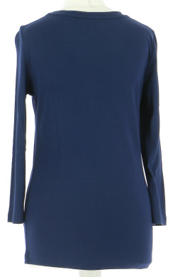 Vetements Tee-Shirt CAROLL BLEU MARINE
