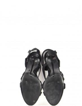 Chaussures Sandales ZARA NOIR