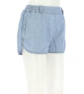 Vetements Short SEZANE BLEU CLAIR
