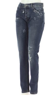 Vetements Jeans DESIGUAL BLEU