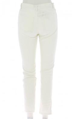 Vetements Pantalon THE KOOPLES BLANC