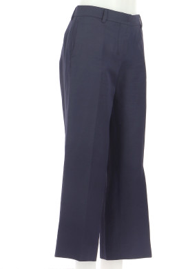 Vetements Pantalon MAX MARA BLEU MARINE