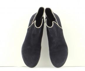Chaussures Bottines / Low Boots COSMOPARIS BLEU MARINE