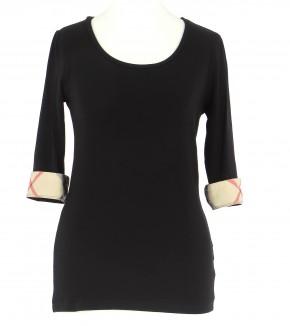 Tee-Shirt BURBERRY BRIT Femme XS