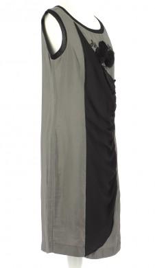 Vetements Robe BLEU, BLANC, ROUGE GRIS