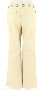 Vetements Pantalon LOUIS VUITTON BEIGE