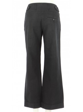 Vetements Pantalon IKKS NOIR