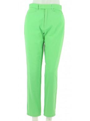 Vetements Pantalon RALPH LAUREN VERT CLAIR