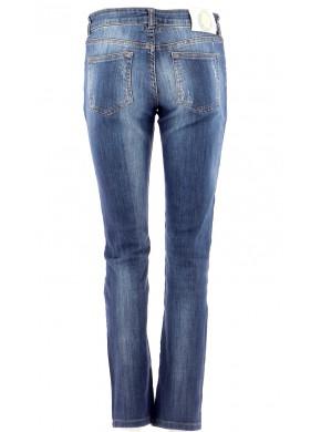 Vetements Jeans GIANFRANCO FERRE BLEU MARINE