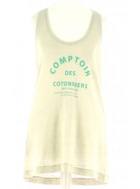 Top COMPTOIR DES COTONNIERS Femme S